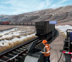 Rail Friction Management Equipment Image