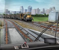 Railroad Material Supplier Scene