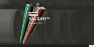Ninetimes Creates New L.B. Foster Ball Winch Website