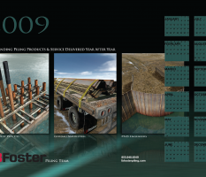 Corporate Calendar – illustrations