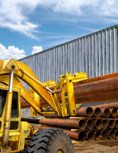 Pettibone Cary-Lift Stacking Steel Pipe Piling