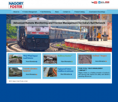 Top of Rail Friction Management website
