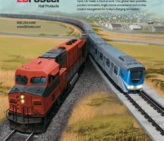 Railroad Products Illustration