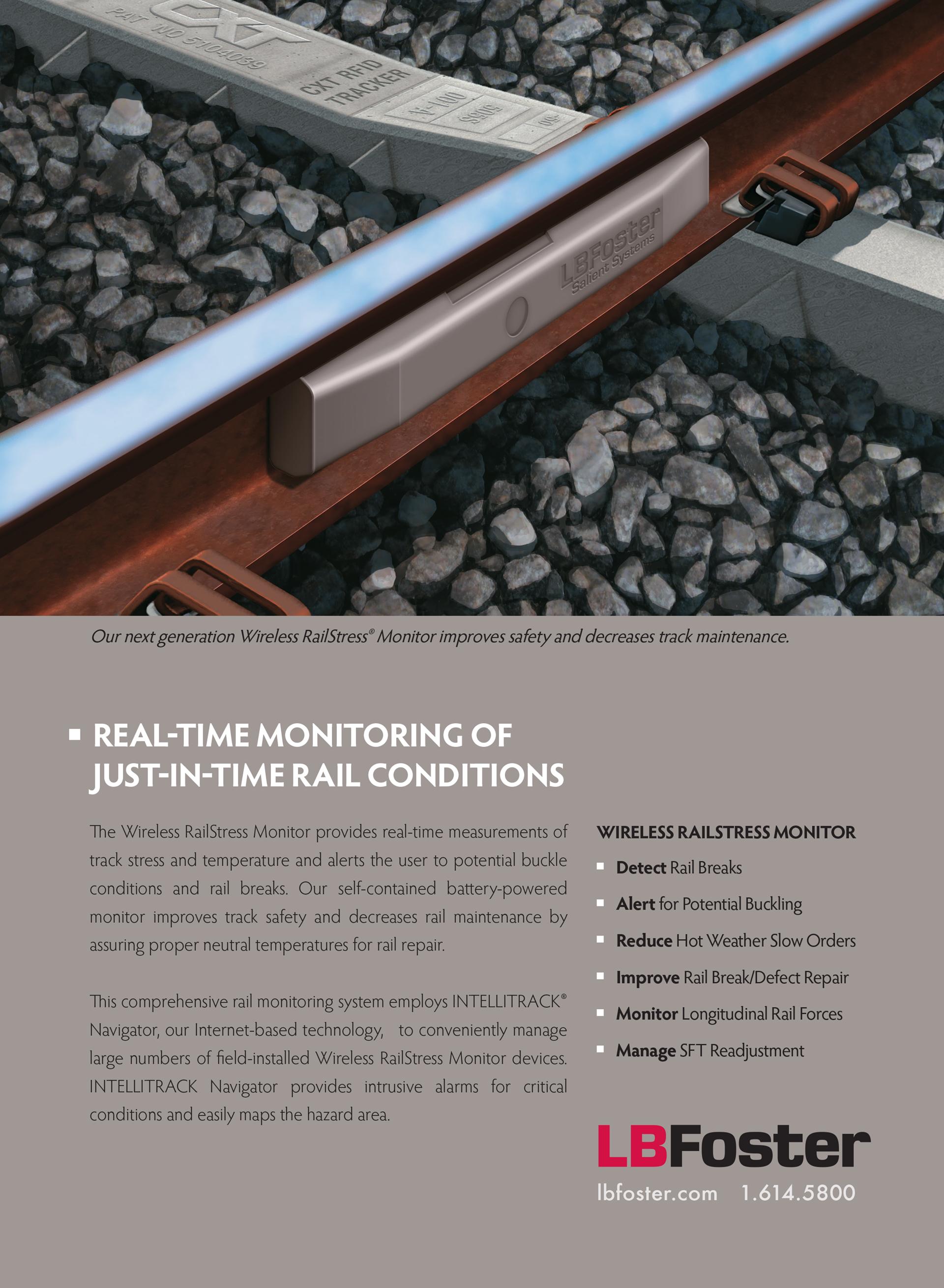 Rail Monitoring Systems, Rail Performance Monitor, Real-time Track Monitoring, Ninetimes, Illustration