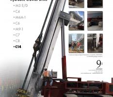 Casa Grande Crawler Drill – illustrated spec marketing sheet