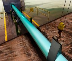 Pipeline Coating Illustration