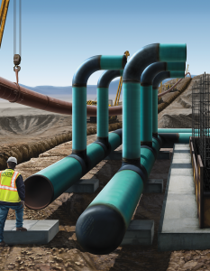 Natural Gas Pipeline Construction – display image