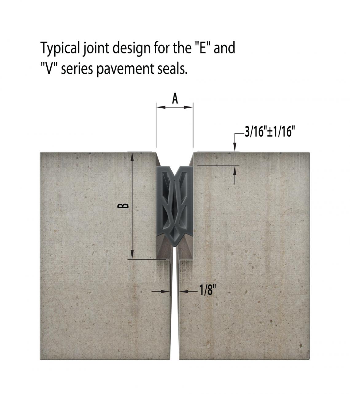 Bridge Expansion Joint Design Cutaway Image