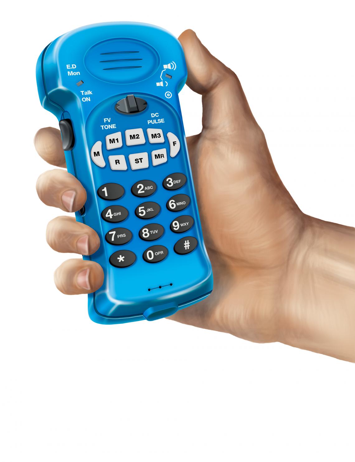 Telecommunications Test Equipment – realistic image