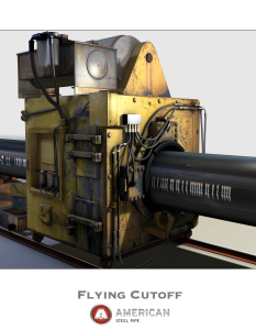 Steel Pipe Manufacturing Equipment image