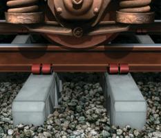 Concrete Railroad Ties – illustration