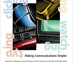 Communication Services illustrated ad