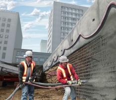 Shotcrete Wall Geotechnical Construction Image