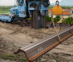 Giken Silent Pile Driver – illustration