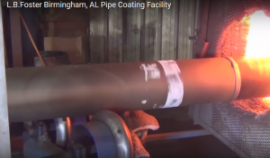 Pipe Coating Plant Video Tour