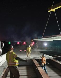 Bridge Deck Construction Calendar Masthead
