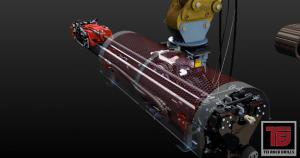 Excavator Heavy Equipment Animation