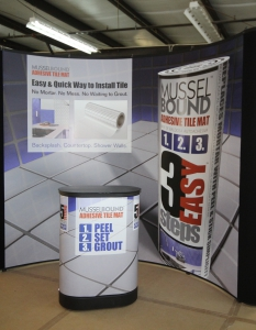 Tradeshow Display Graphics