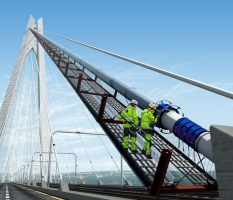 Suspension Bridge Cables Cableguard image