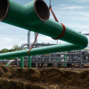 Pipeline Illustration