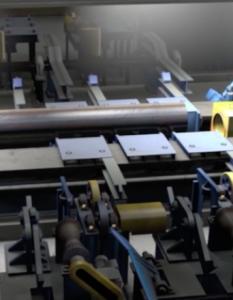 Steel Pipe Mill 3D models
