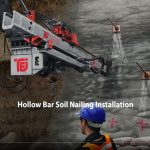 Ninetimes Produces Hollow Bar Soil Nailing Animated Video for TEI Rock Drills