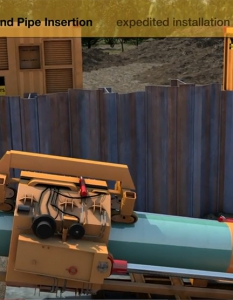 Mears Group Direct Pipe 3D Animated Video