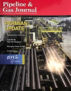 Ninetimes Creates Dura-Bond Article for Pipeline & Gas Journal