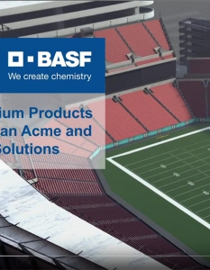 Ninetimes 3D Video of BASF Structural Products and Coatings
