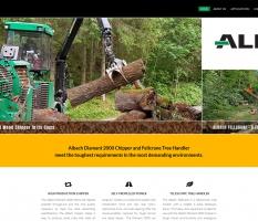 Ninetimes Develops English-Language Website for German Equipment Manufacturer